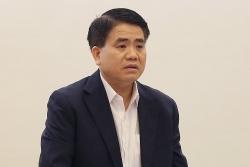 Bộ Công an: Ông Nguyễn Đức Chung sức khỏe bình thường, chưa được tại ngoại