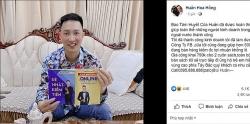 Cục Xuất bản vào cuộc làm rõ nghi vấn sách lậu của Huấn 'Hoa Hồng'