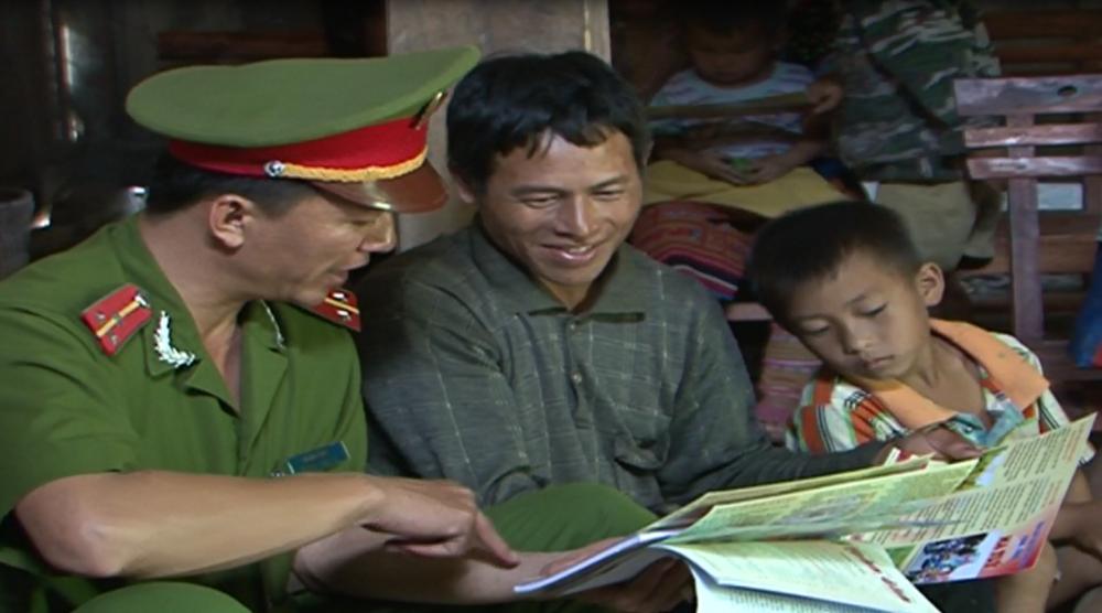 Nậm Pồ (Điện Biên): Kiên quyết đấu tranh đẩy lùi tà đạo