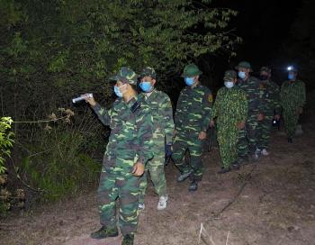 Điện Biên: Ngăn chặn Covid 19 từ biên giới
