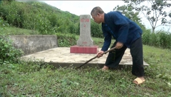 Điện Biên: Già làng, trưởng họ bảo vệ đường biên