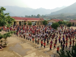 Mô hình trường phổ thông dân tộc bán trú giúp nâng cao chất lượng giáo dục ở Tủa Chùa