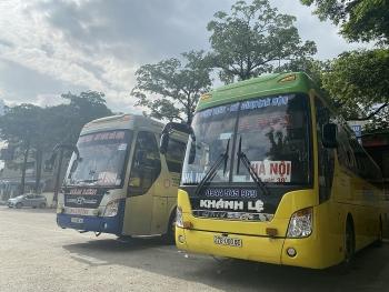 Điện Biên: Cho phép xe khách chạy tuyến Điện Biên – Hà Nội hoạt động trở lại