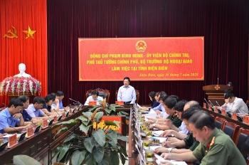 Điện Biên tăng cường hợp tác với các tỉnh có chung đường biên giới quốc gia