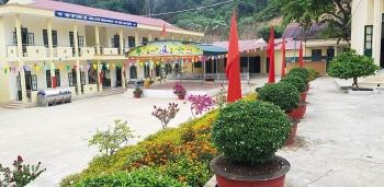 Huyện miền núi, biên giới (Điện Biên) sẵn sàng đón học sinh tựu trường