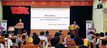 Huyện nghèo Mường Ảng (Điện Biên) hỗ trợ TP Hồ Chí Minh chống dịch