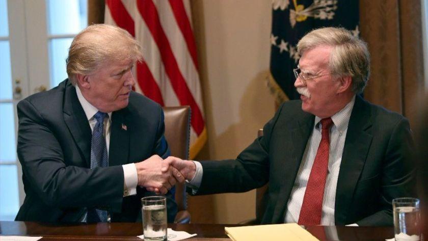 Thẩm phán Mỹ bác yêu cầu của Nhà Trắng đòi ngăn xuất bản hồi ký của Bolton