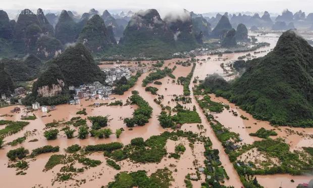 Trung Quốc chưa có thông tin chính xác về số người thiệt mạng do mưa lũ