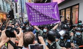 180 người bị bắt sau khi Luật an ninh Quốc gia Hong Kong có hiệu lực