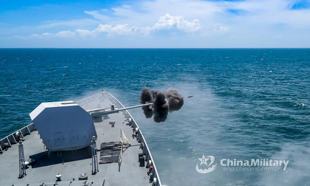 Báo Hoàn Cầu ngang ngược tuyên bố 'Biển Đông hoàn toàn nằm trong tầm tay Quân đội Trung Quốc'