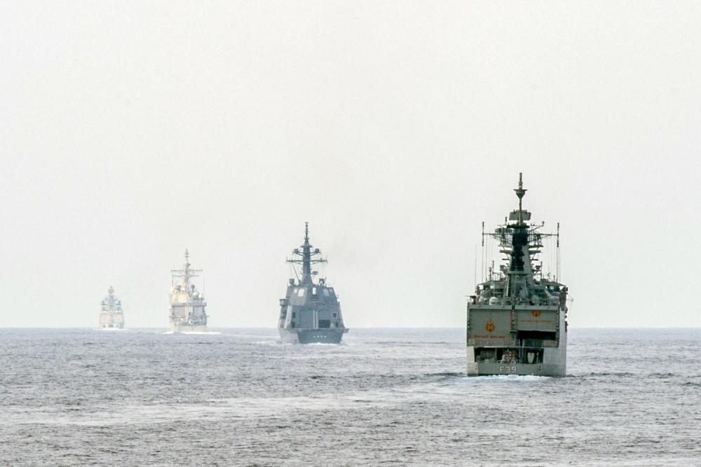 Trung Quốc giận dữ khi bị Mỹ cáo buộc bắt nạt các nước láng giềng trên Biển Đông