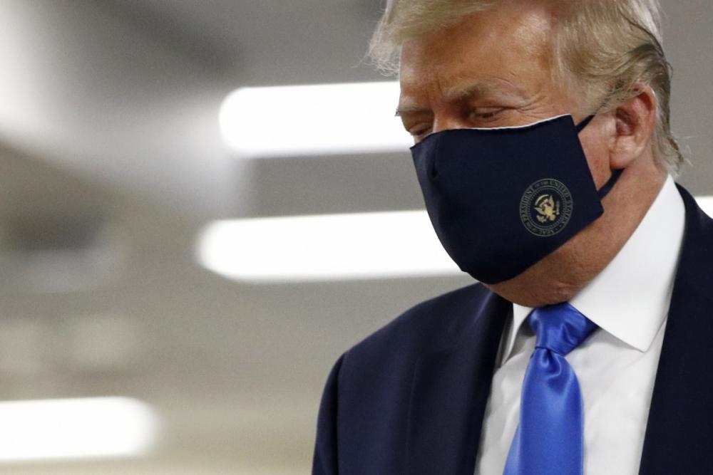Tin tức thế giới hôm nay (12/7): Tổng thống Trump lần đầu tiên đeo khẩu trang trước công chúng