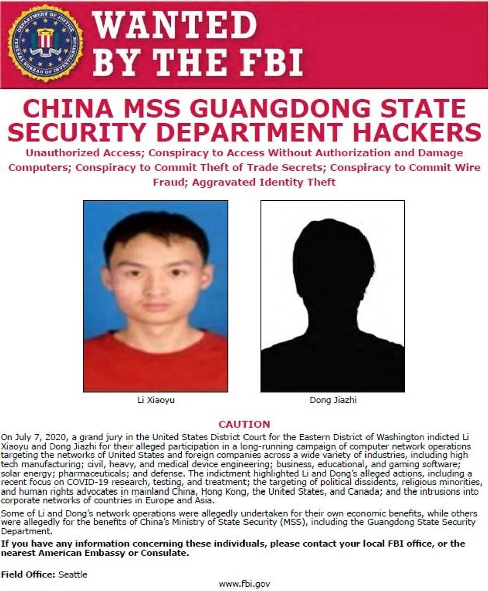 Tin tức thế giới hôm nay (22/7): Mỹ tố hacker Trung Quốc đánh cắp dữ liệu Covid-19