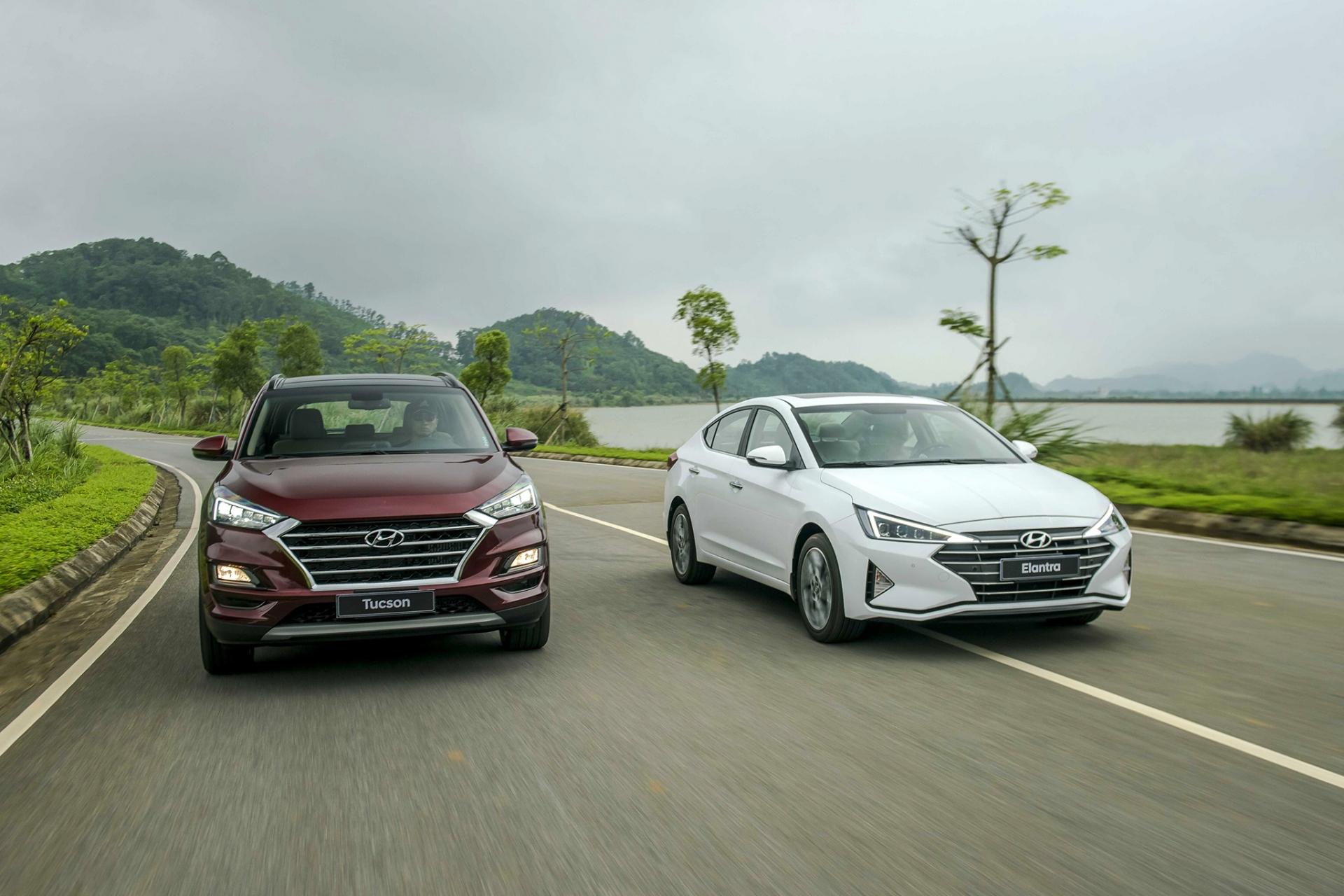 Hyundai Accent tiếp tục là