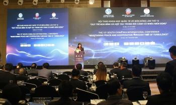 Hội thảo quốc tế về Biển Đông: Nóng chủ đề Dự luật Cảnh sát biển Trung Quốc
