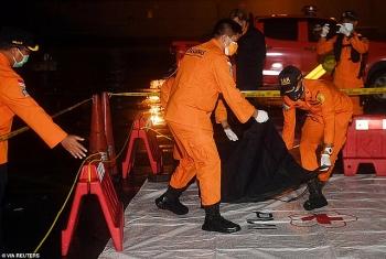 Ngư dân khẳng định nghe thấy tiếng nổ lớn vào thời điểm máy bay của hãng Sriwijaya Air mất liên lạc