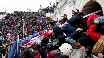 Mỹ khởi tố 25 vụ án khủng bố sau cuộc bạo loạn chấn động trên đồi Capitol