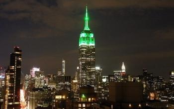 Nhiều tòa nhà tại New York sẽ được thắp sáng trong đêm nhậm chức của tân Tổng thống