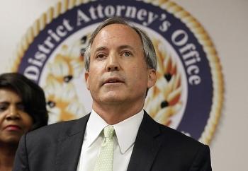 Tổng chưởng lý Texas đệ đơn khởi kiện chính quyền Tổng thống Biden