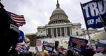 Ít nhất 30.000 cử tri Mỹ bất ngờ rời bỏ đảng Cộng hòa sau sự kiện bạo loạn tại điện Capitol