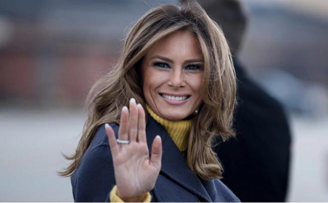 Tiếp bước chồng, cựu đệ nhất phu nhân Melania Trump mở văn phòng ở Florida