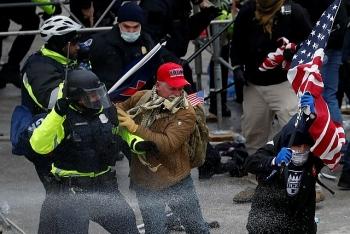 Hai sĩ quan Sở cảnh sát thủ đô Washington D.C tự tử sau khi tham gia trấn áp đám đông bạo loạn ở Điện Capitol