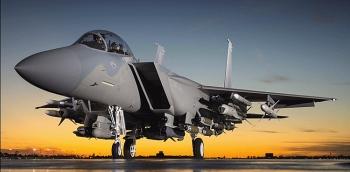 Boeing được cấp phép bán chiến đấu cơ F-15EX cho Ấn Độ