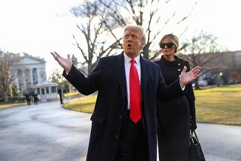Đảng Cộng hòa cân nhắc phế truất hạ nghị sĩ muốn luận tội ông Trump