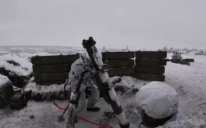 Video: Binh sĩ Nga thể hiện kỹ năng bắn súng cối Sani siêu đỉnh