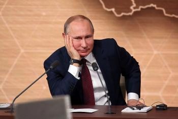 Điện Kremlin: Nhà lãnh đạo Putin bận rộn tới mức không có thời gian nghĩ về vị trí của mình trong lịch sử