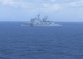 Tàu Trung Quốc liên tục xuất hiện ở đảo Điếu Ngư, Nhật Bản phát cảnh báo