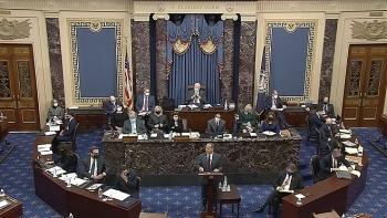 Thượng viện Mỹ bác lập luận của nhóm luật sư phe ông Trump