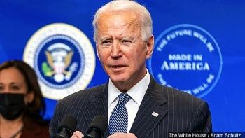 Biden 'phát mệt' khi nhắc tới người tiền nhiệm Trump