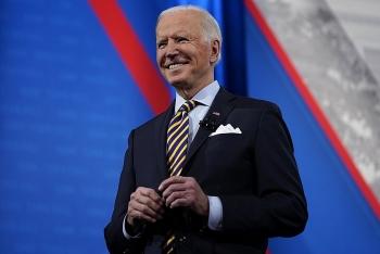 Tổng thống Biden đã có buổi tiếp xúc cử tri đầu tiên từ khi nhậm chức