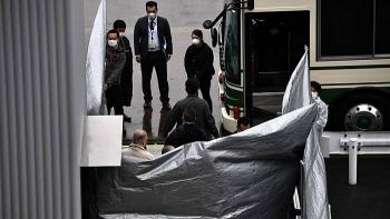 Hai cha con cựu đặc nhiệm Mỹ dàn dựng cuộc đào tẩu của cựu CEO Nissan bị dẫn độ về Nhật Bản