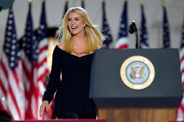 Ivanka Trump sẽ tranh cử cùng cha vào năm 2024