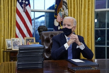 Tổng thống Biden bất ngờ gia hạn tình trạng khẩn cấp với Iran