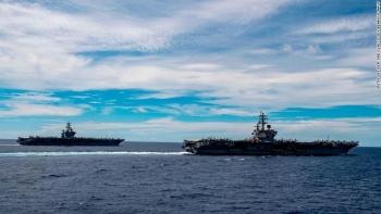 Hải quân Mỹ sẵn sàng đối đầu ở Biển Đông và khu vực châu Á - Thái Bình Dương