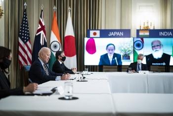 'Bộ Tứ' trở thành trọng tâm trong chiến lược châu Á, đúng như quyết tâm của ông Biden