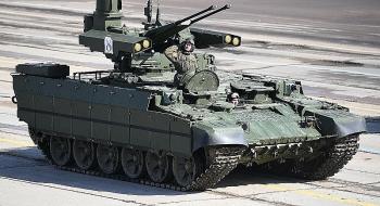 Tạp chí Mỹ đánh giá cao xe tăng 'Kẻ hủy diệt' của Nga