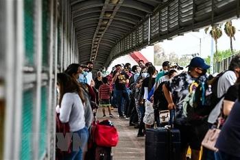 Hạ viện Mỹ chính thức thông qua dự luật tạo cơ hội nhập tịch cho người nhập cư