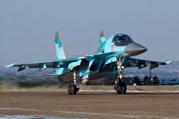 Nga đã chuyển 4 tiêm kích Su-34 cho Syria?