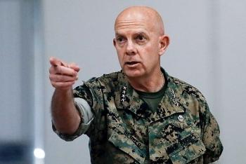 """Tư lệnh Thủy quân lục chiến Mỹ """"dè chừng"""" Nga - Trung"""