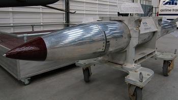 Mỹ rút 1/3 số bom hạt nhân ra khỏi châu Âu do thiếu chỗ chứa