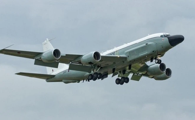 Tác chiến điện tử của Nga khiến máy bay trinh sát Mỹ 'tắt điện'?