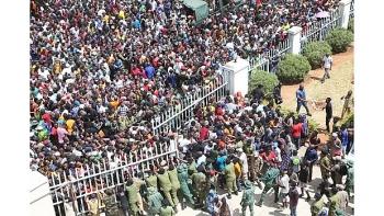 45 người thiệt mạng sau vụ giẫm đạp kinh hoàng tại lễ viếng cố Tổng thống Tanzania