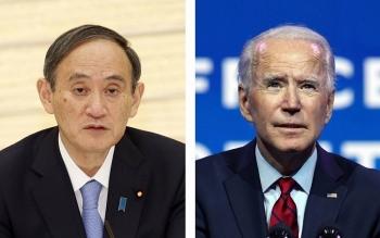 Tổng thống Mỹ Biden sắp có cuộc gặp trực tiếp đầu tiên với lành đạo nước ngoài
