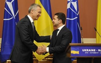 Ukraine tự nhận mình là 'tiền đồn phía đông' hùng mạnh của NATO
