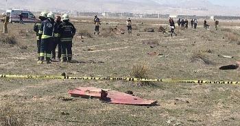 Chiến cơ phi đội Ngôi Sao của Thổ Nhĩ Kỳ gặp tai nạn khi huấn luyện, phi công thiệt mạng