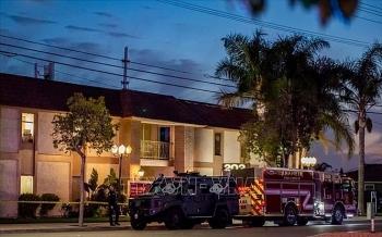 Mỹ vừa họp công bố biện pháp giải quyết bạo lực súng đạn, Texas lại xảy ra xả súng kinh hoàng